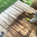 Repairing the feeder platform